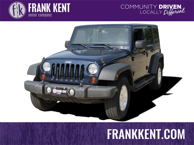 Pre Owned 2013 Jeep Wrangler Unlimited Sport