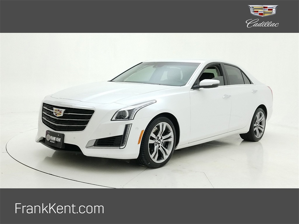 Pre Owned 2016 Cadillac Cts V Sport Certified 3 6l 4d Sedan In Ennis