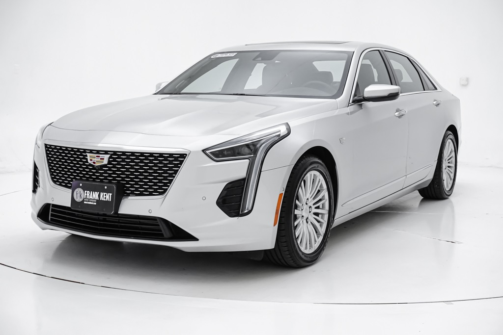 Pre-Owned 2019 Cadillac CT6 2.0L Turbo Standard