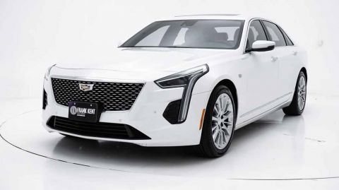 Pre-Owned 2019 Cadillac CT6 3.6L Luxury