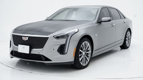 Pre-Owned 2019 Cadillac CT6 3.0L Twin Turbo Sport