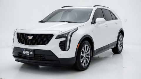 Pre-Owned 2019 Cadillac XT4 Sport